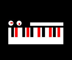 A keyboard