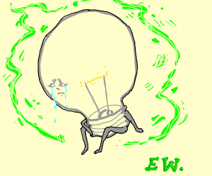 Stinky Lightbulb