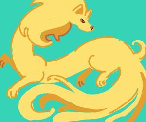 Ninetails dragon
