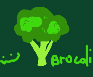 Draw a vegetable! PIO
