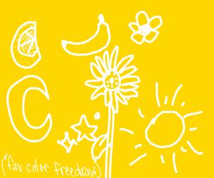 Fav Color Free Draw