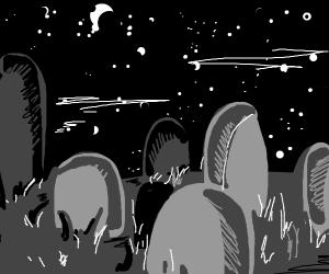 Graveyard :'/