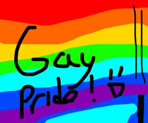 gay pride !! love is love