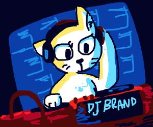Cat DJ