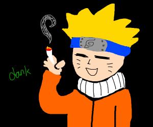 Naruto On Drugs.