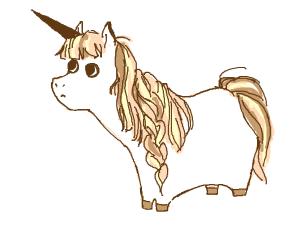 Traditional unicorn