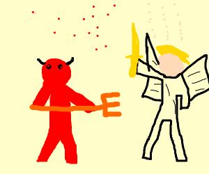Demon vs. Angel