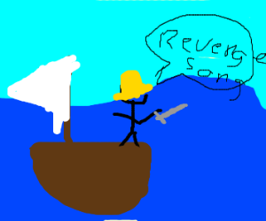 The Mariner's Revenge Song