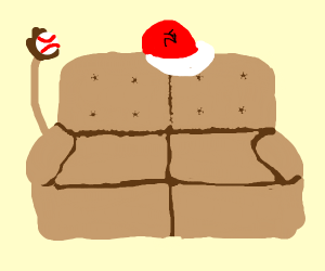 Baseball couch catching a ball