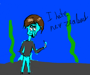 squidward skywalker doesnt like new zealand