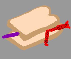Mmmm a delicious hero sandwich