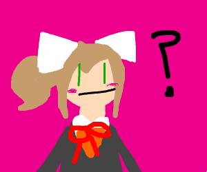 Monika?