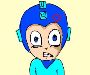 maga man is very angry