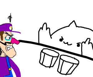 waliugi hates bongo cat