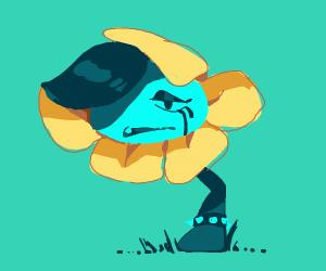 Goth Flower