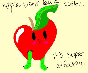 Apple Pokemon