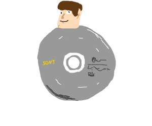 DVD head