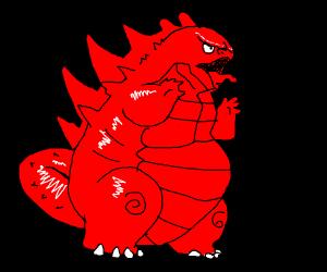 thiccccc Godzilla