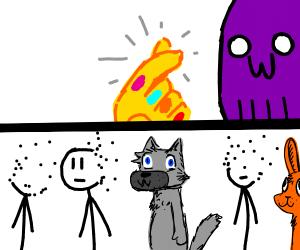 furries resist the Snap