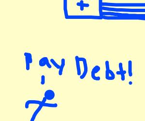 Greece, pay debts!