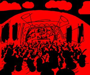 Ant concert!