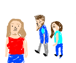 Distracted Boyfriend meme