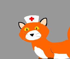 Foxy Nurse