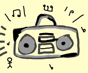 Gigantic Radio
