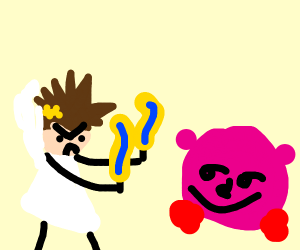 pit vs kirby in smash