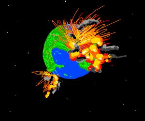World Explodes