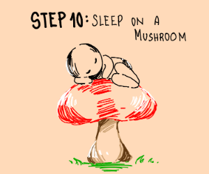 Step9: die and wake up