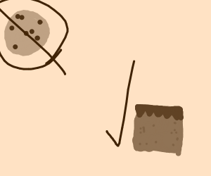 No cookies only minecraft
