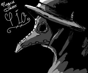 plague doctor pio