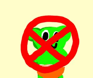 No more gummy bear song!