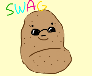 a swag potato