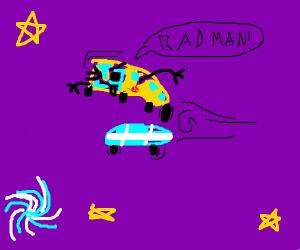 Radical Space Bus