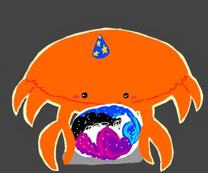 Mystical Crab