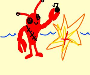 Demoman Lobster