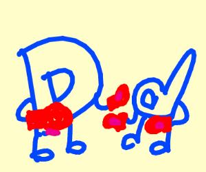 Capital D vs Lower d