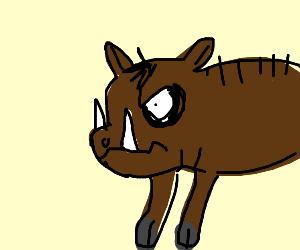 devil pumba