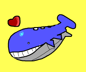 Draw Wailord