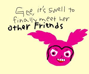 Spinel sings other friends