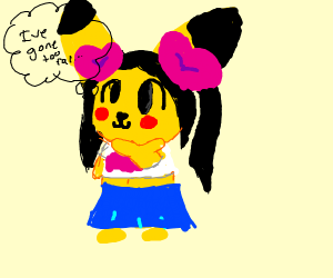 Cosplay Pikachu Has Gone Too Far