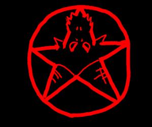 Australian Satan