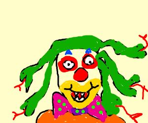 clown medusa