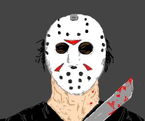 Hockey mask horror guy.