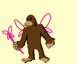Big Foot Fairy