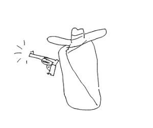 cowboy burrito