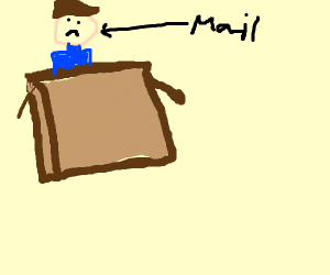 Mailman in a Box