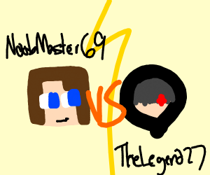 Noobmaster69 vs theLegend27